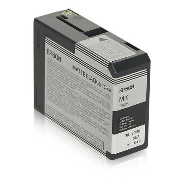 Epson T5808 blackmatte 80 ml