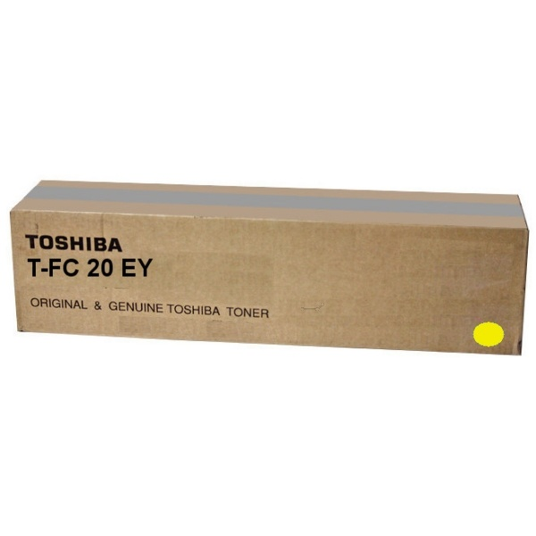 Toshiba T-FC 20 EY yellow