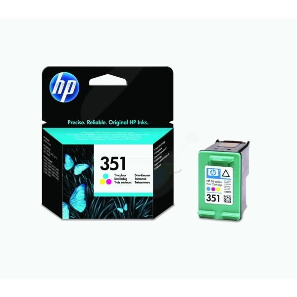 HP 351 color 3,5 ml
