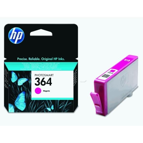 HP 364 magenta 3 ml