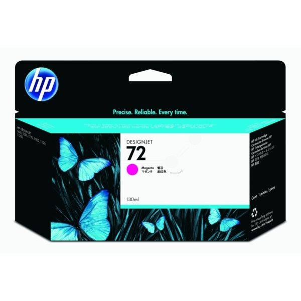 HP 72 magenta 130 ml