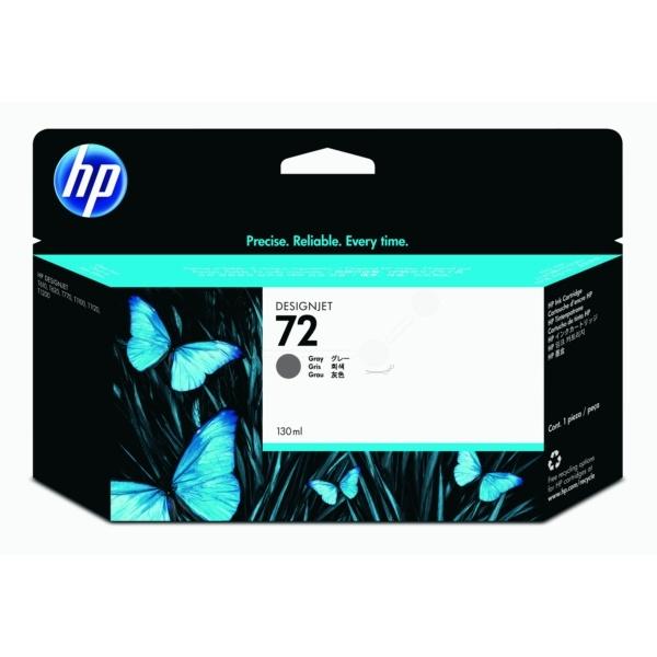 HP 72 gray 130 ml