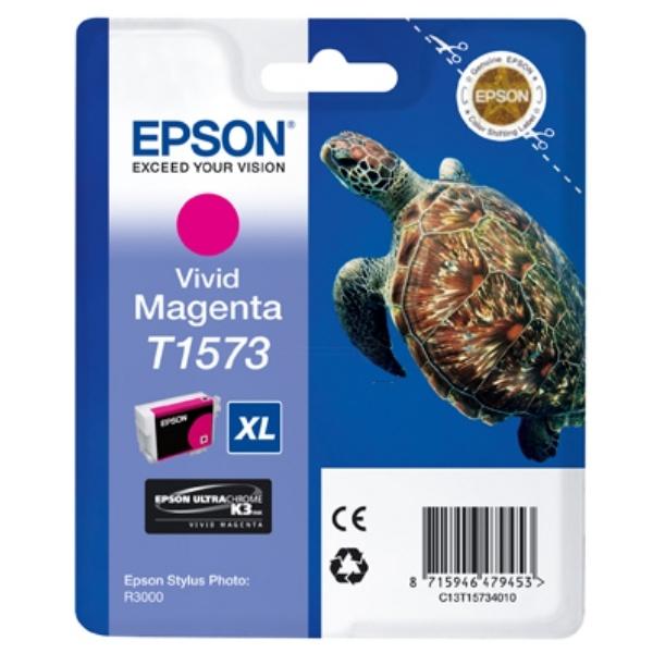 Epson T1573 magenta 25,9 ml