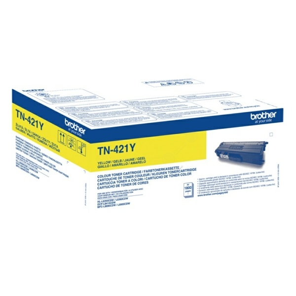 Brother TN421Y yellow