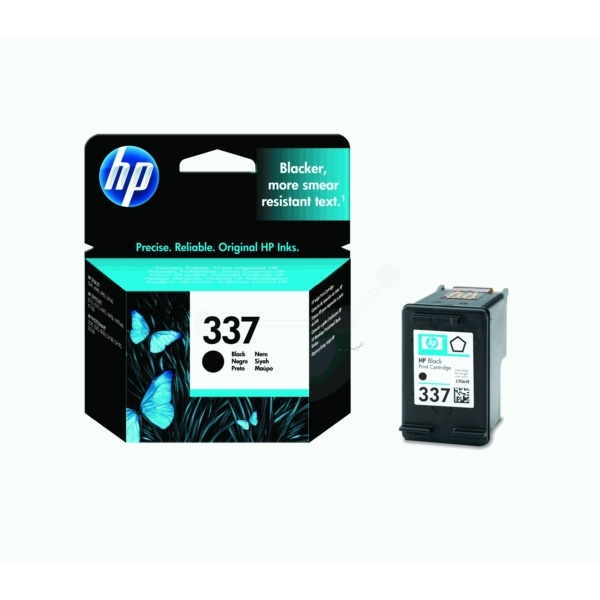 HP 337 black 11 ml