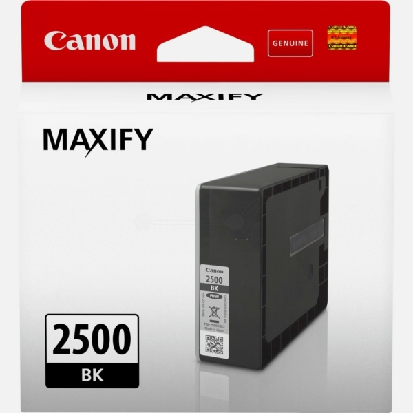 Canon PGI-2500 BK black 29,1 ml