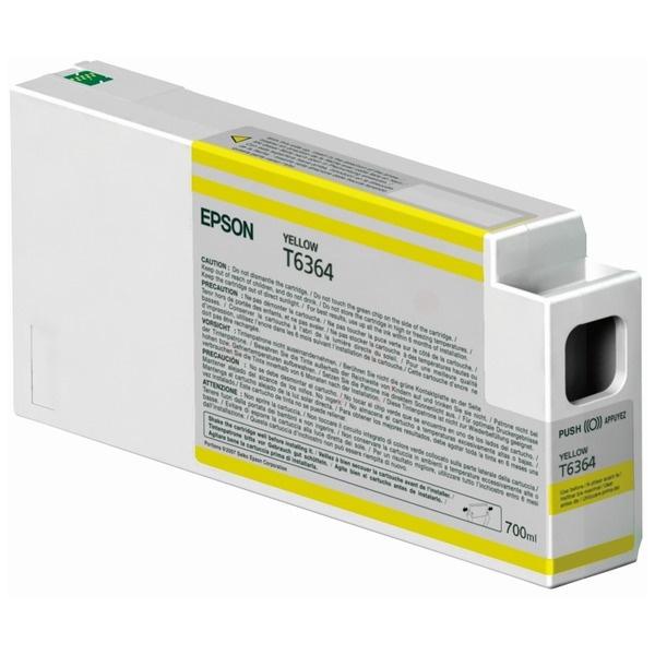Epson T6364 yellow 700 ml