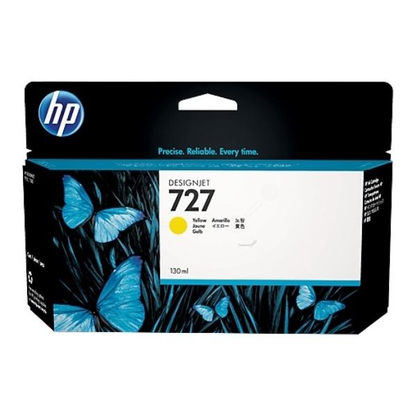 HP 727 yellow 130 ml