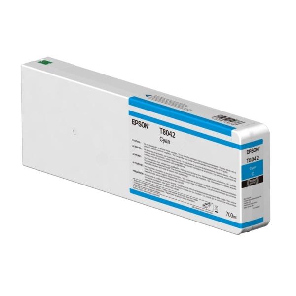 Epson T8042 cyan 700 ml