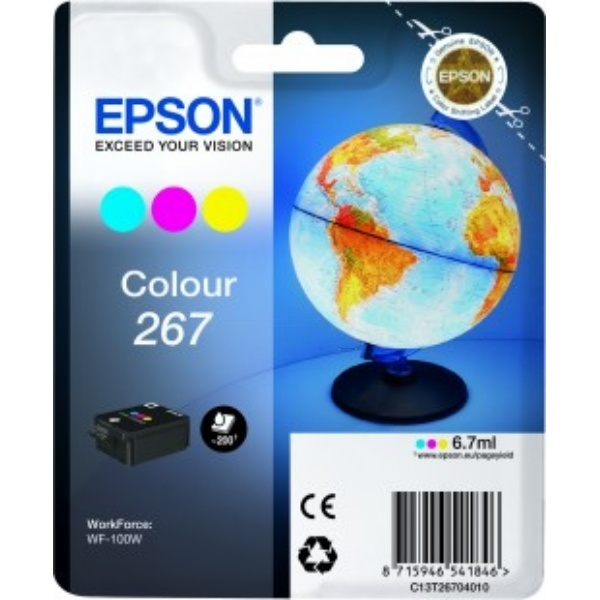 Epson 267 color 6,7 ml