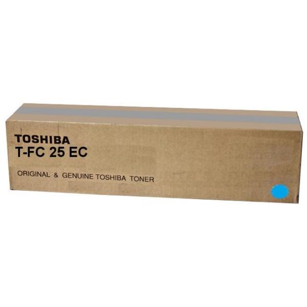 Toshiba T-FC 25 EC cyan