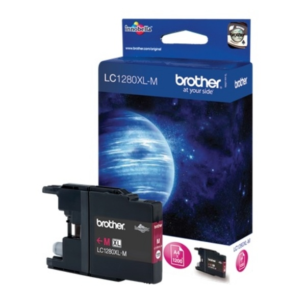 Brother LC1280XLM magenta