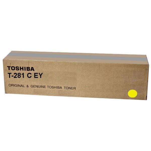 Toshiba T-281 C EY yellow