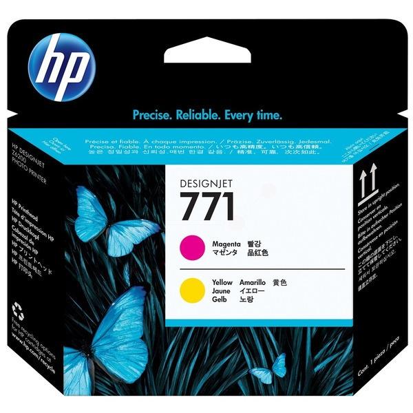 HP 771 magenta yellow 775 ml