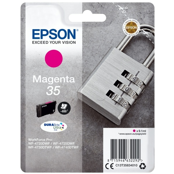 Epson 35 magenta 9,1 ml