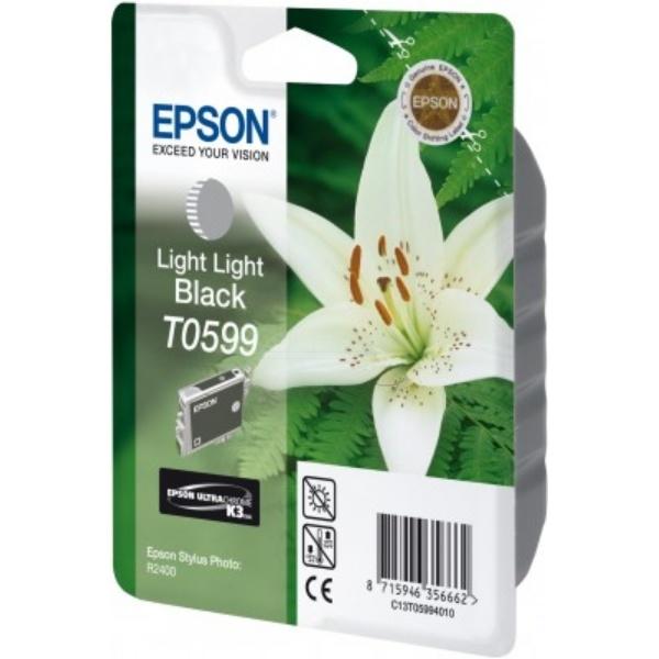 Epson T0599 black 13 ml
