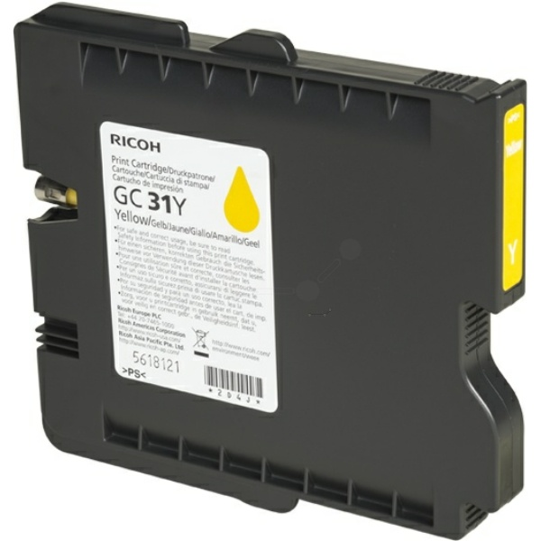 Ricoh GC-31 Y yellow