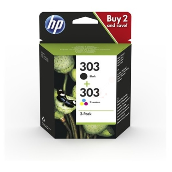 HP 303 black color 4 ml