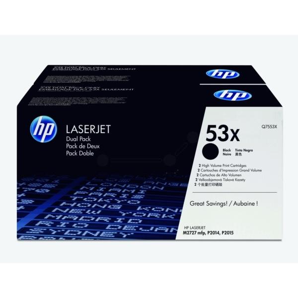 HP 53XD black