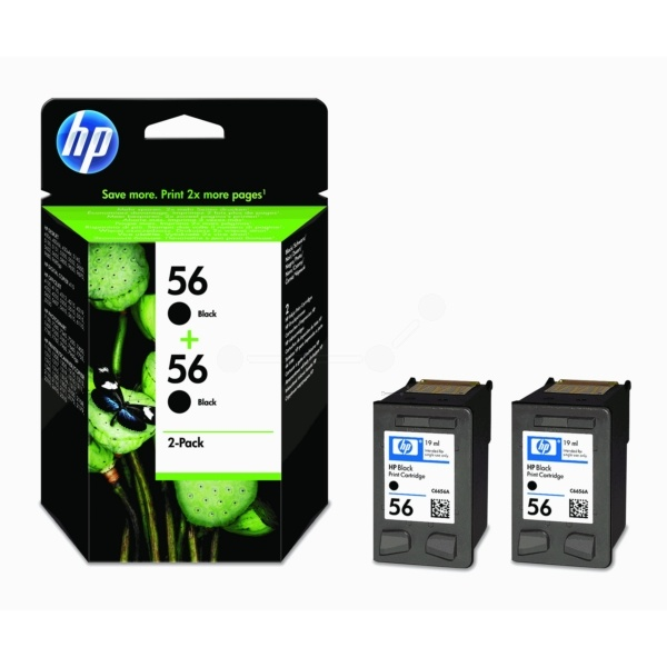 HP 56 black 19 ml