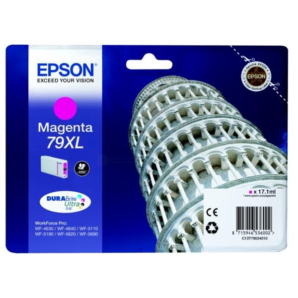 Original Epson T790340 XL Magenta