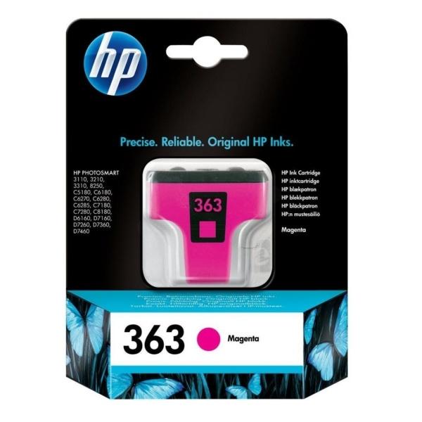 HP 363 magenta 3,5 ml