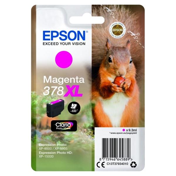 Epson 378XL magenta 9,3 ml