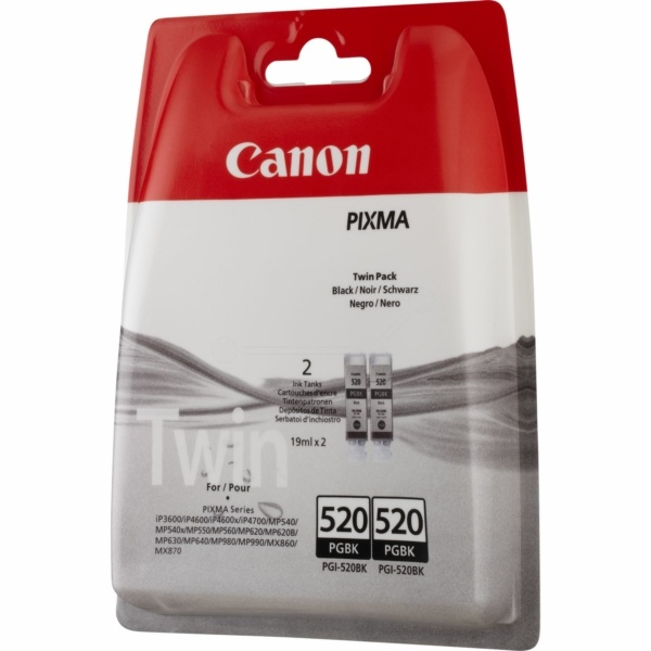 Canon 520 PGBK black 19 ml