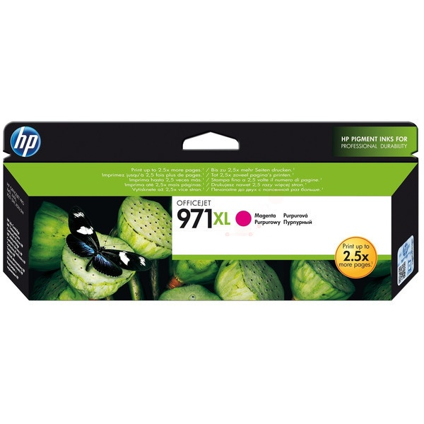 HP 971XL magenta 80,5 ml
