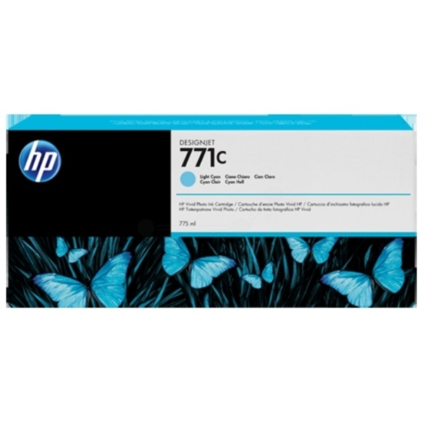 HP 771C photocyan 775 ml