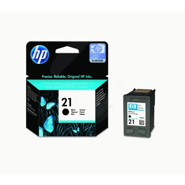 HP 21 black 5 ml