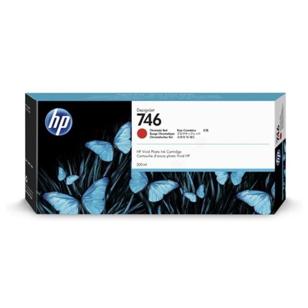 HP 746 red 300 ml