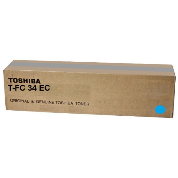 Toshiba T-FC 34 EC cyan