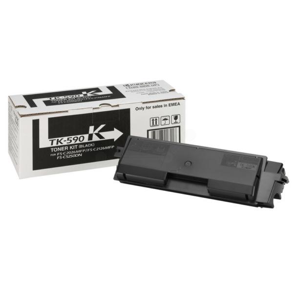 Kyocera TK-590 K black