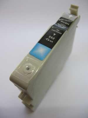 THINK Epson T0552 Cyan (15ml)