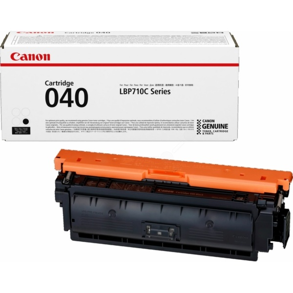 Canon 040 BK black