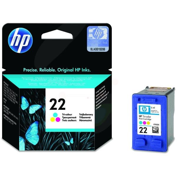 HP 22 color 5 ml