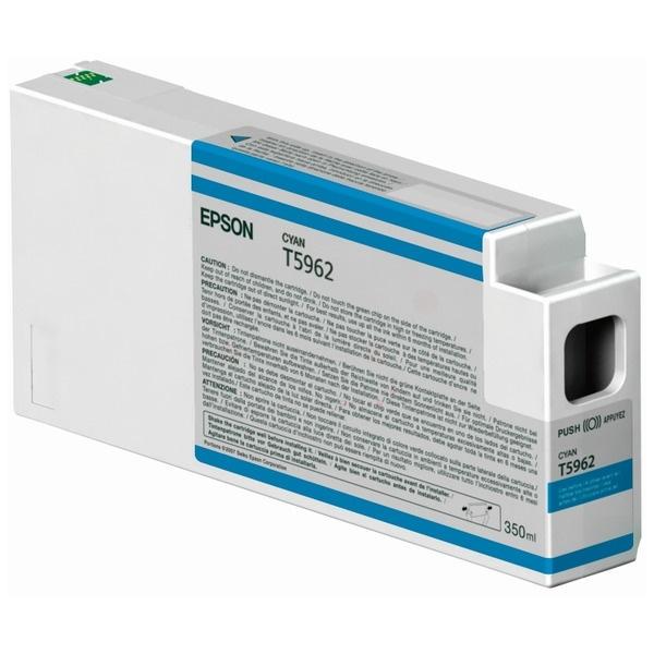 Epson T5962 cyan 350 ml