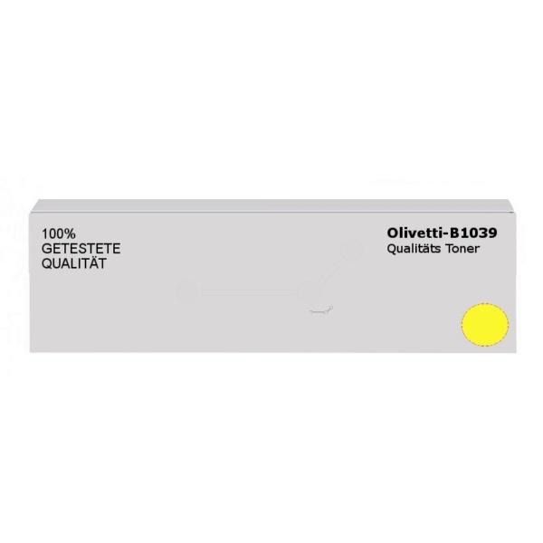 Olivetti B1039 yellow
