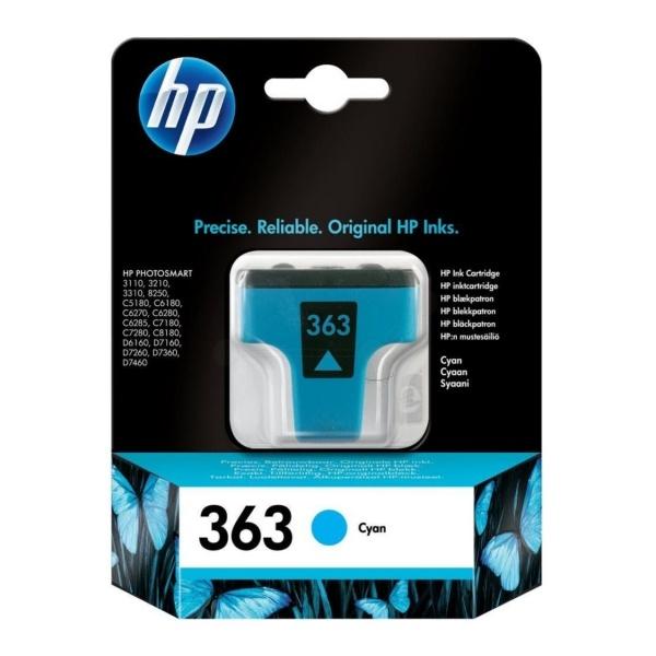 HP 363 cyan 4 ml
