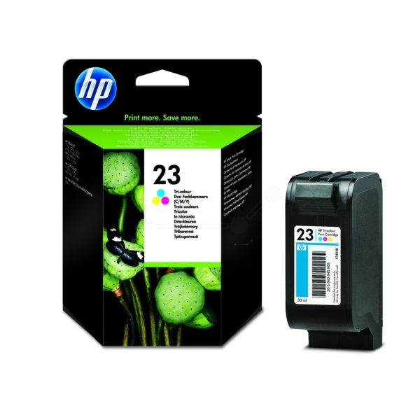 HP 23 color 30 ml