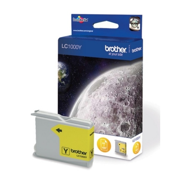 Brother LC1000Y yellow 6,5 ml