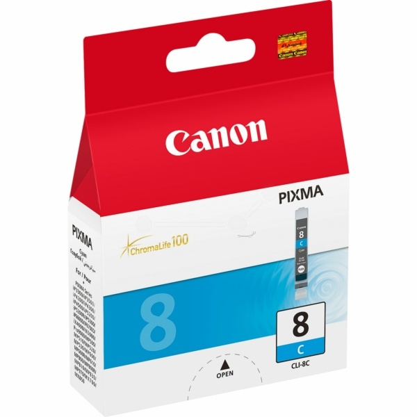 Canon CLI-8 C cyan 13 ml