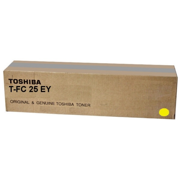 Toshiba T-FC 25 EY yellow
