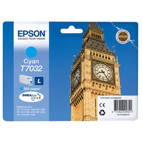 Epson T7032 cyan 9,6 ml