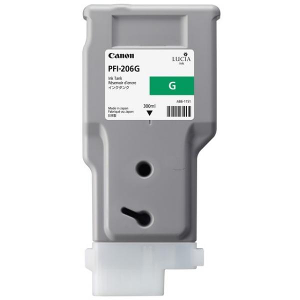 Canon PFI-206 G green 300 ml