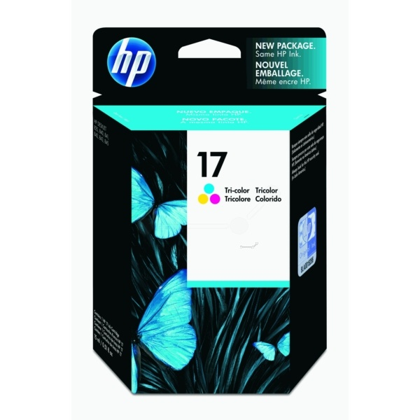 HP 17 color 15 ml