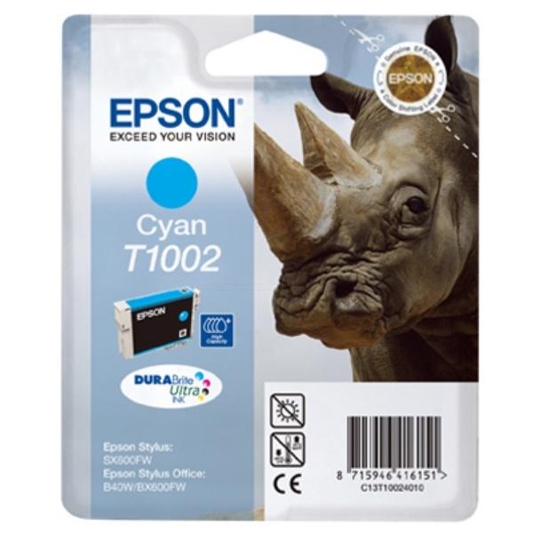 Epson T1002 cyan 11,1 ml