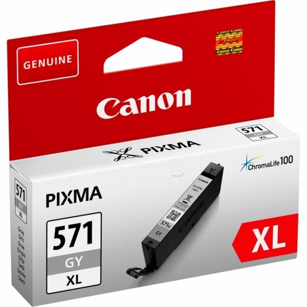 Canon 571 GYXL gray 11 ml