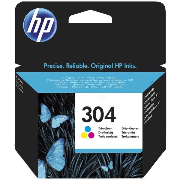 HP 304 color 2 ml
